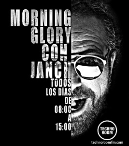 Morning glory en techno room fm
